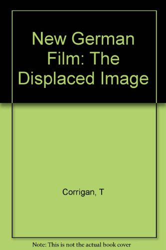 9780253314390: New German Film: The Displaced Imagerevised Edition