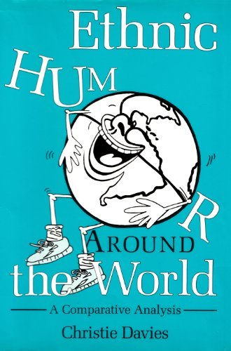 9780253316554: Ethnic Humor Around the World: A Comparative Analysis
