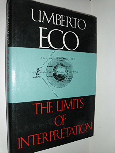 9780253318527: The Limits of Interpretation