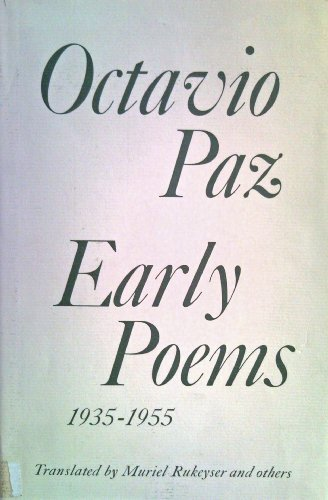 Early Poems, 1935-1955