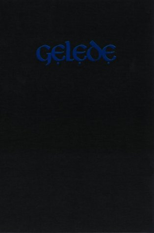 9780253325693: Gelede: Art and Female Power Among the Yoruba (Traditional Arts of Africa)