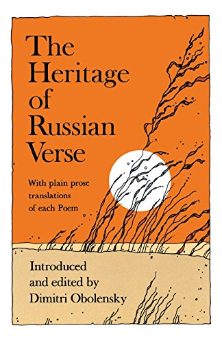 9780253327369: The Heritage of Russian Verse