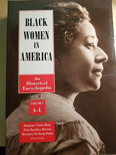 9780253327765: Black Women in America: Vol 2 - M to Z (An Historical Encyclopedia)