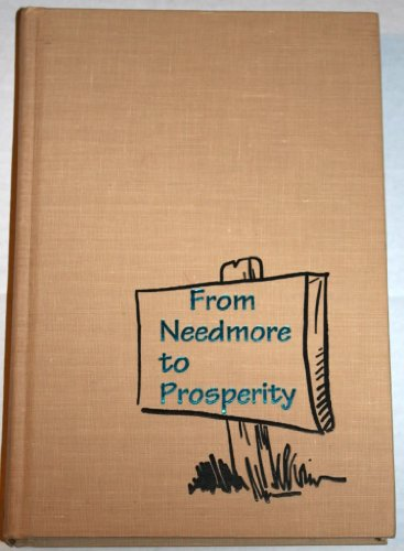 9780253328663: From Needmore to Prosperity: Hoosier Place Names in Folklore and History