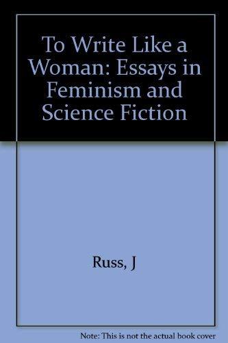 essays women science fiction