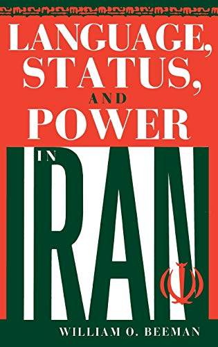 9780253331397: Language, Status, and Power in Iran (Advances in Semiotics)