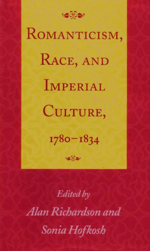 9780253332127: Romanticism, Race, and Imperial Culture, 1780-1834