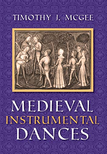 9780253333537: Medieval Instrumental Dances (Music)