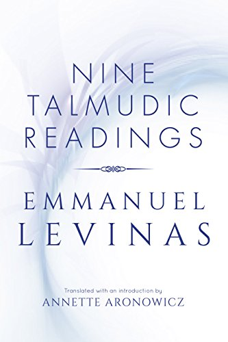 Nine Talmudic Readings.: Levinas, Emmanuel ; Annette Aronowicz (tr. ).