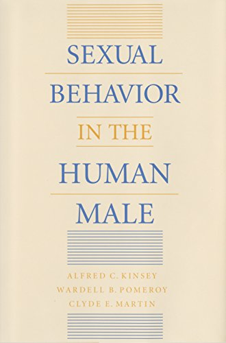 9780253334121: Sexual Behavior in the Human Male