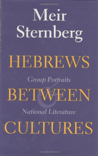 9780253334596: Hebrews Between Cultures: Group Portraits and National Literature