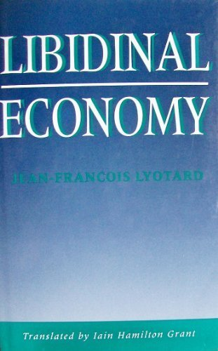 9780253336149: Libidinal Economy (Theories of Contemporary Culture)