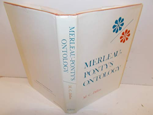 9780253336187: Merleau-Ponty's Ontology (Studies in Phenomenology and Existential Philosophy)