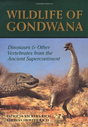 9780253336439: Wildlife of Gondwana: Dinosaurs and Other Vertebrates from the Ancient Supercontinent (Life of the Past)