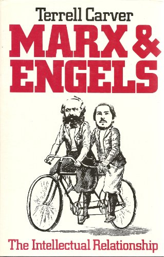 9780253336811: Marx and Engels: The Intellectual Relationship