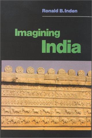 9780253336897: Imagining India