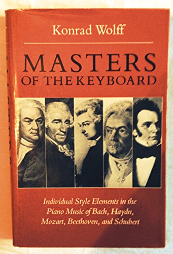 Masters of the keyboard: Individual style elements: Konrad Wolff