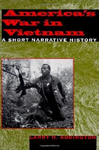 9780253336910: America's War in Vietnam: A Short Narrative History