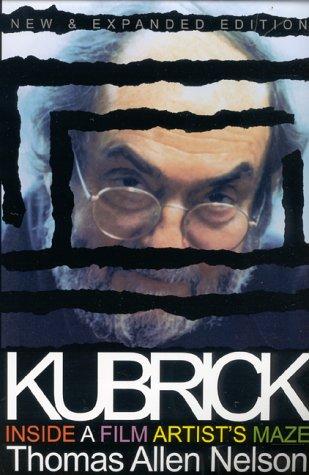 9780253337429: Kubrick: Inside a Film Artist's Maze