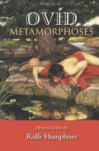 9780253337559: Metamorphoses