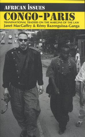 9780253337702: Congo-Paris: Transnational Traders on the Margins of the Law (African Issues)