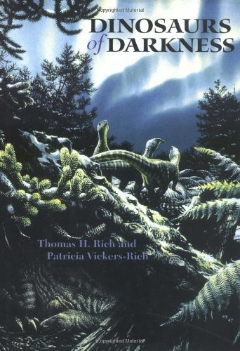 9780253337733: Dinosaurs of Darkness (Life of the Past)