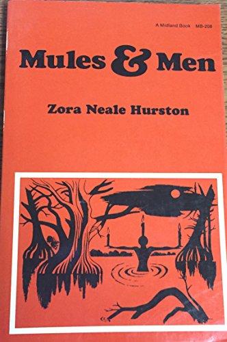 9780253339324: Mules and Men (Midland books)