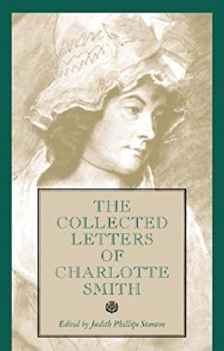 9780253340122: The Collected Letters of Charlotte Smith: