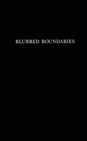 9780253340641: Blurred Boundaries: Questions of Meaning in Contemporary Culture