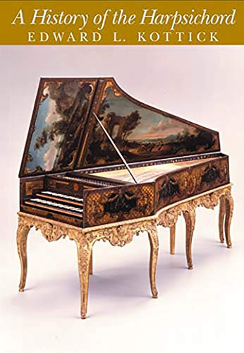9780253341662: A History of the Harpsichord + CD