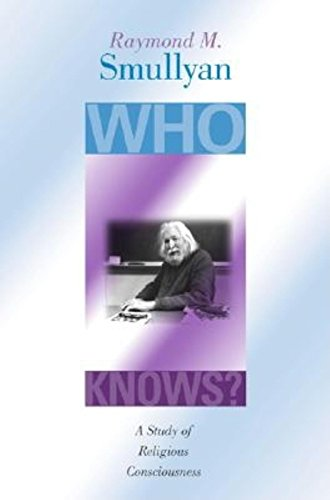 9780253341983: Who Knows?: A Study of Religious Consciousness