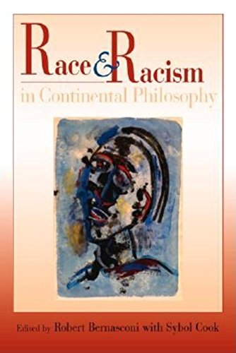 9780253342232: Race and Racism in Continental Philosophy (Studies in Continental Thought)