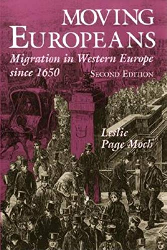 9780253342294: Moving Europeans: Migration in Western Europe Since 1650, Second Edition (Interdisciplinary Studies in History)
