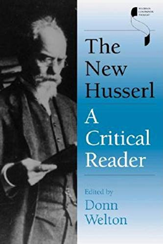 9780253342386: The New Husserl: A Critical Reader