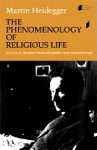 9780253342485: The Phenomenology of Religious Life (Studies in Continental Thought) (German Edition)