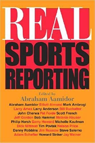 9780253342737: Real Sports Reporting