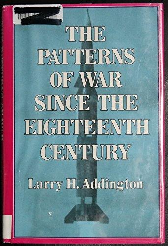 9780253343055: The Patterns of War Since the Eighteenth Century (Midland Books)