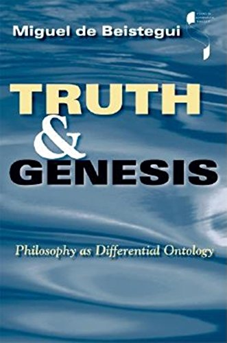 9780253343925: Truth and Genesis: Philosophy as Differential Ontology (Studies in Continental Thought)