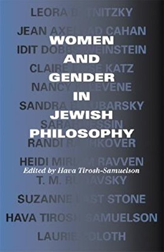 9780253343963: Women and Gender in Jewish Philosophy (Jewish Literature and Culture)