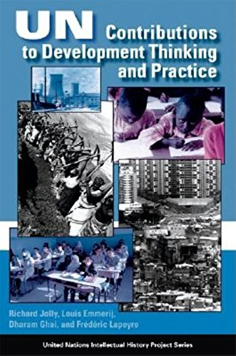9780253344076: Un Contributions to Development Thinking and Practice (United Nations Intellectual History Project Series)