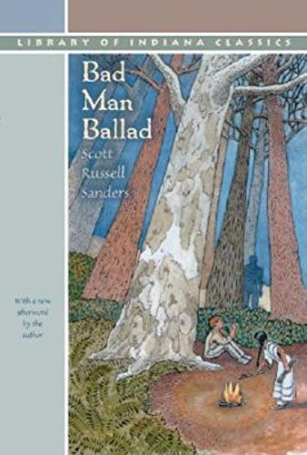 9780253344144: Bad Man Ballad (Library of Indiana Classics)