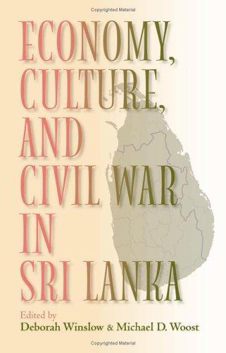 9780253344205: Economy, Culture, and Civil War in Sri Lanka