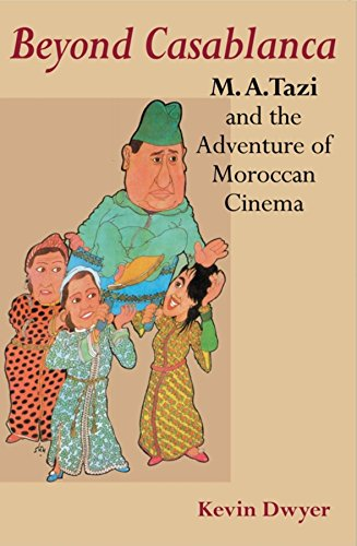 9780253344625: Beyond Casablanca: M. A. Tazi and the Adventure of Moroccan Cinema
