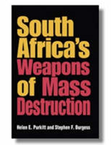 9780253345066: South Africa's Weapons of Mass Destruction