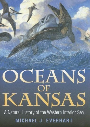 9780253345479: Oceans of Kansas: A Natural History of the Western Interior Sea (Life of the Past)