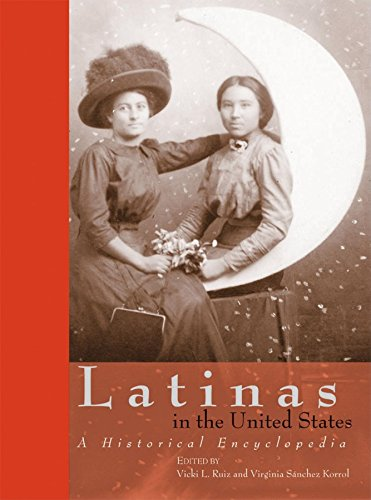 9780253346803: Latinas in the United States: A Historical Encyclopedia