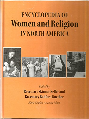 The Encyclopedia of Women and Religion in: Indiana University Press