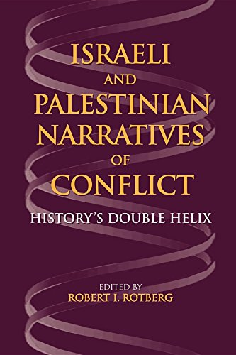 9780253347671: Israeli and Palestinian Narratives of Conflict: History's Double Helix (Indiana Series in Middle East Studies)