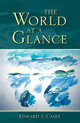 9780253348524: The World at a Glance (Studies in Continental Thought)
