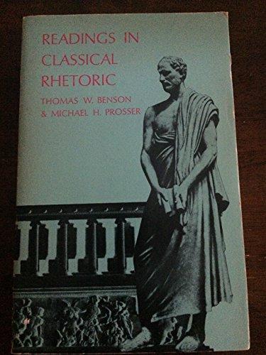9780253348647: Readings in Classical Rhetoric